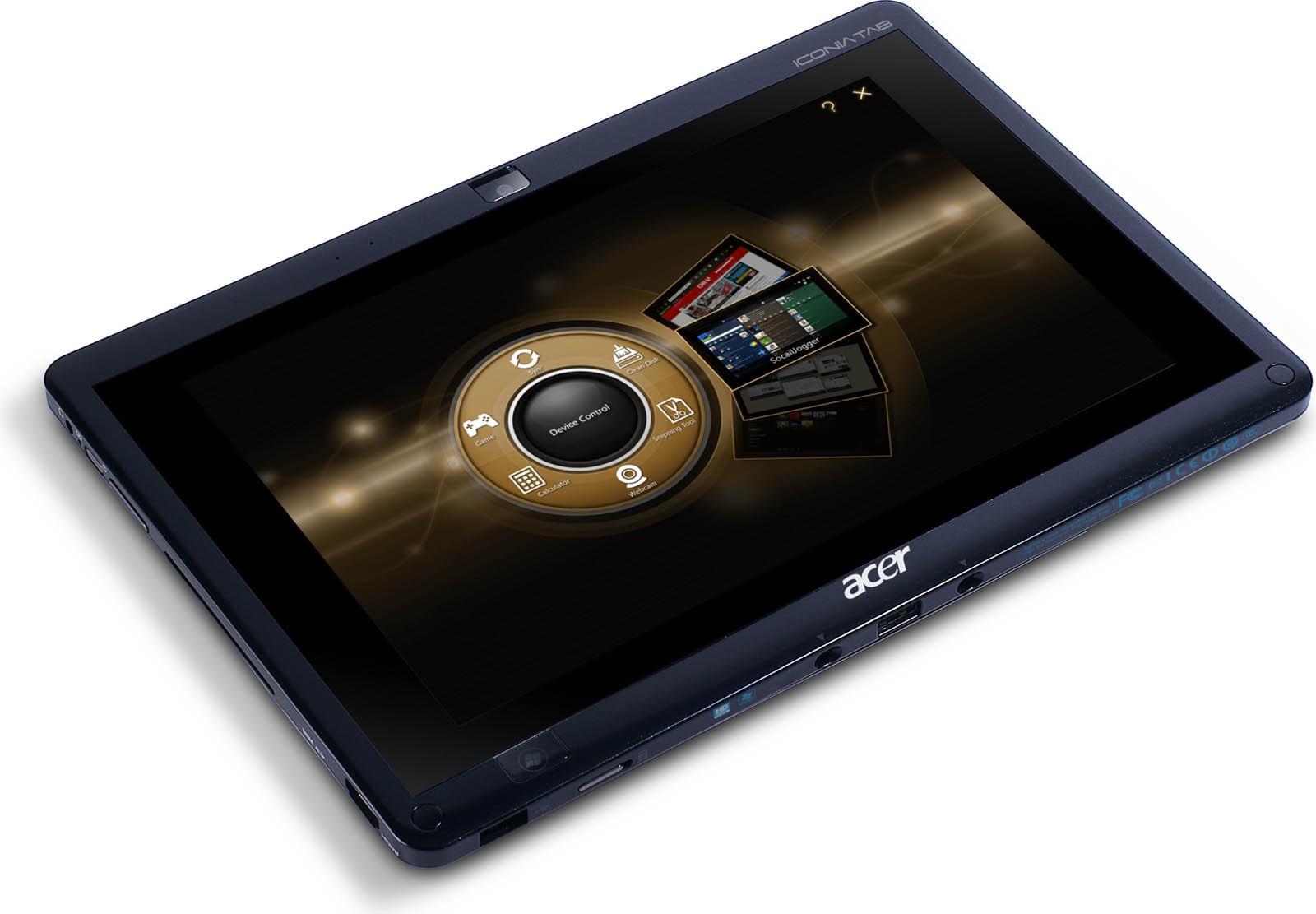 Acer Iconia Tab W500P (LE.L0703.030) - Achat / Vente Tablette Tactile sur Cybertek.fr - 0