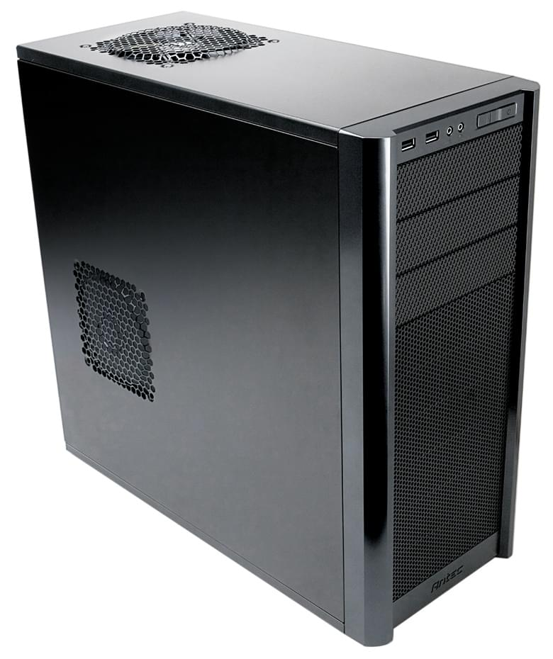 Antec Three Hundred - Boîtier PC Acier - Sans Alim - 0