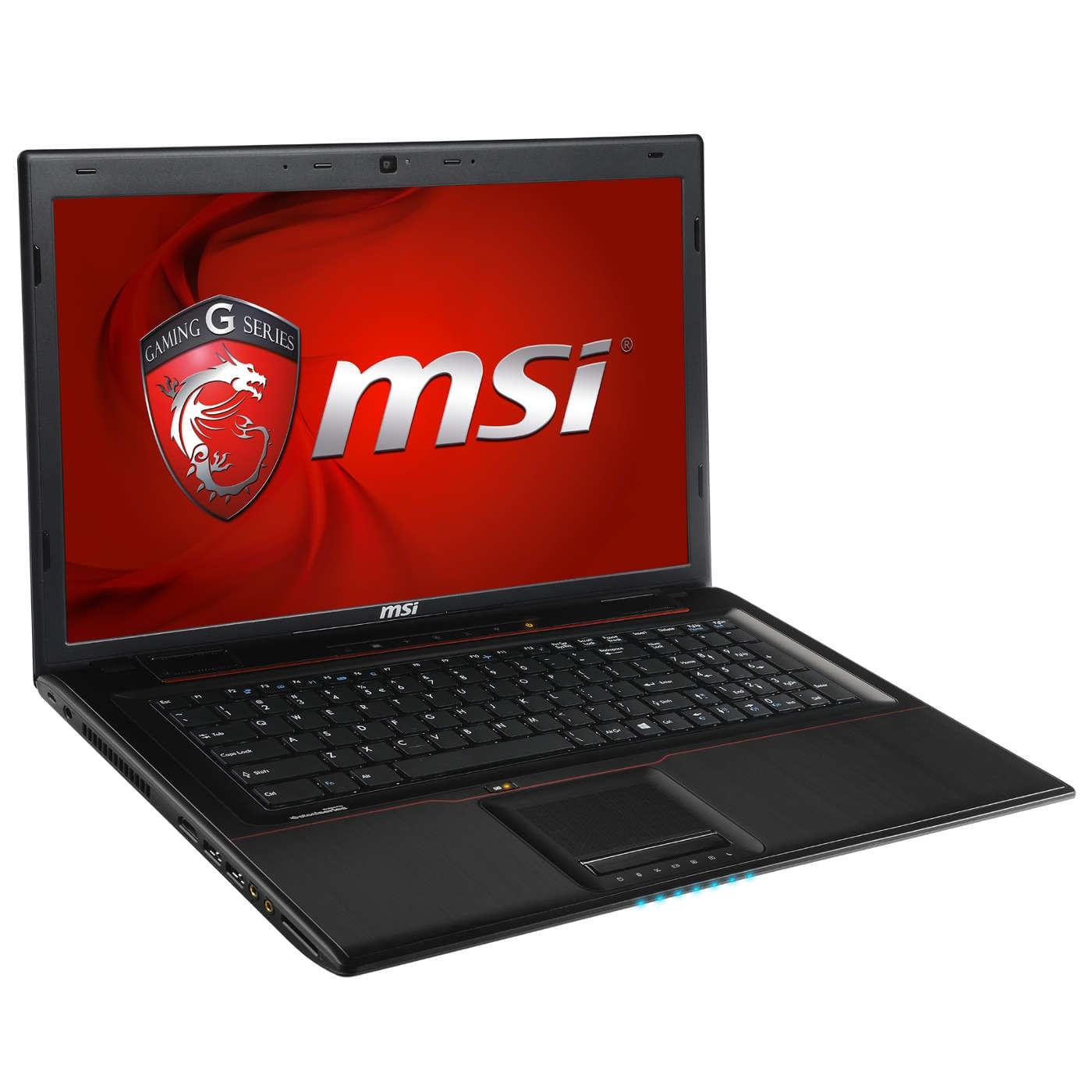 MSI GP70 2PE(Leopard)-409XFR - PC portable MSI - Cybertek.fr - 0