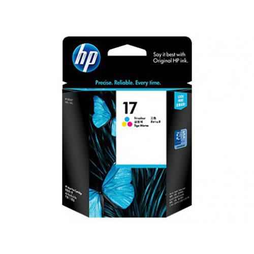 Cartouche C6625A pour imprimante Jet d'encre HP - 0