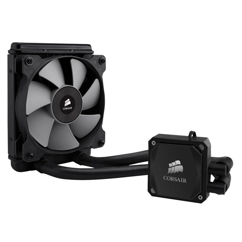 Ventilateur PC Gamer processeur Intel 1150 - Corsair Hydro Series H60 - 0
