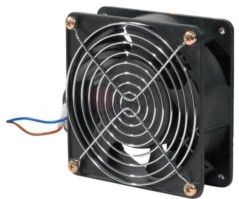 No Name Ventilateur 12cm pour Baie et Coffret (754560) - Achat / Vente Ventilateur sur Cybertek.fr - 0