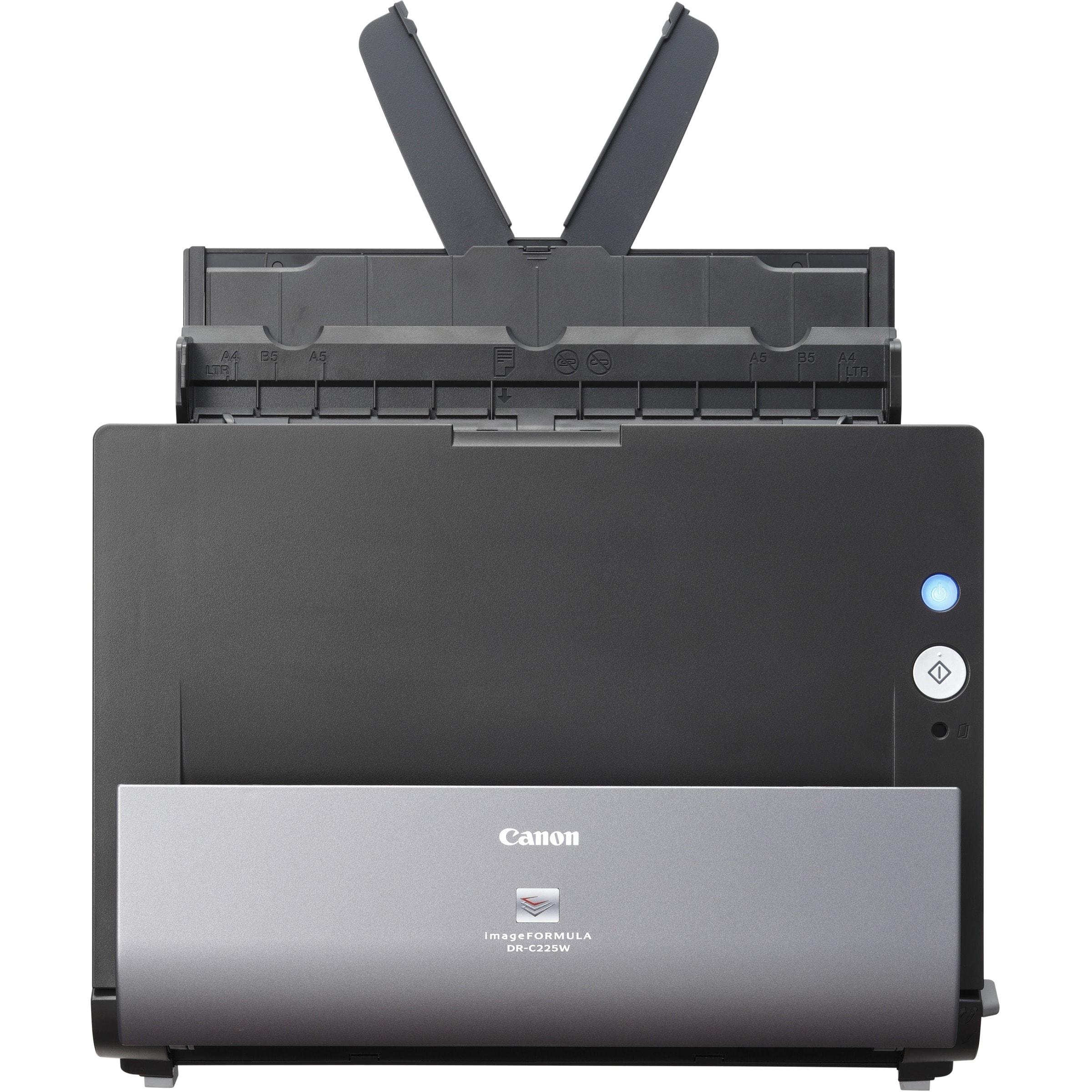Canon ImageFormula DR-C225W (9707B003) - Achat / Vente Scanner sur Cybertek.fr - 0