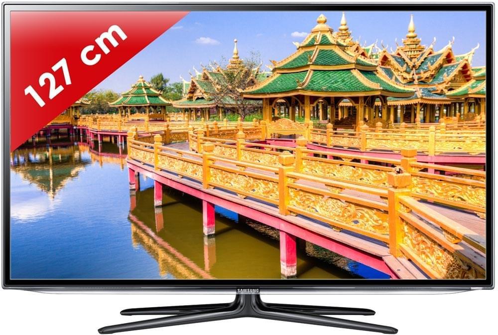 Samsung UE50ES6100 (UE50ES6100) - Achat / Vente TV sur Cybertek.fr - 0