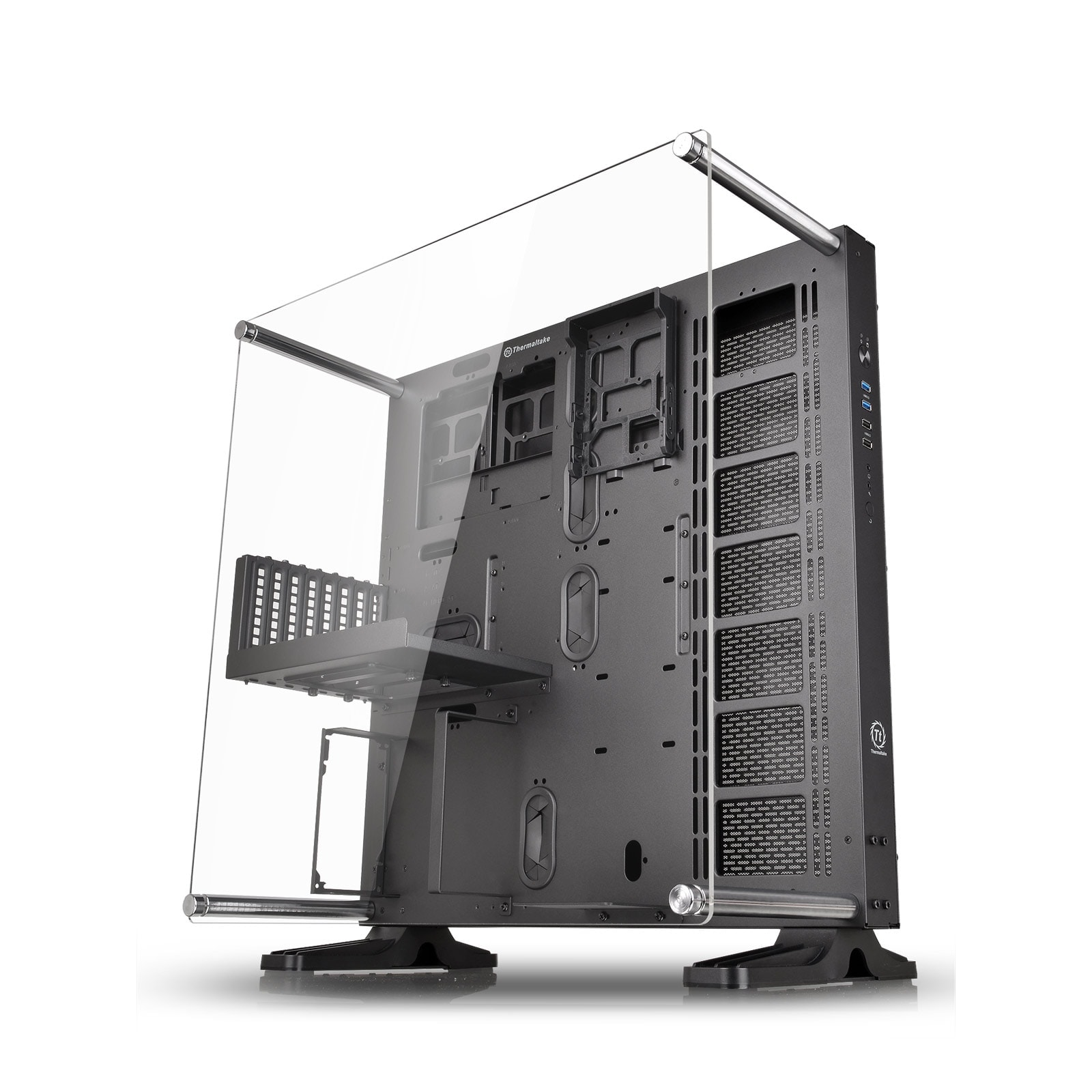 Thermaltake Core P5 (CA-1E7-00M1WN-00) - Achat / Vente Boîtier PC sur Cybertek.fr - 0