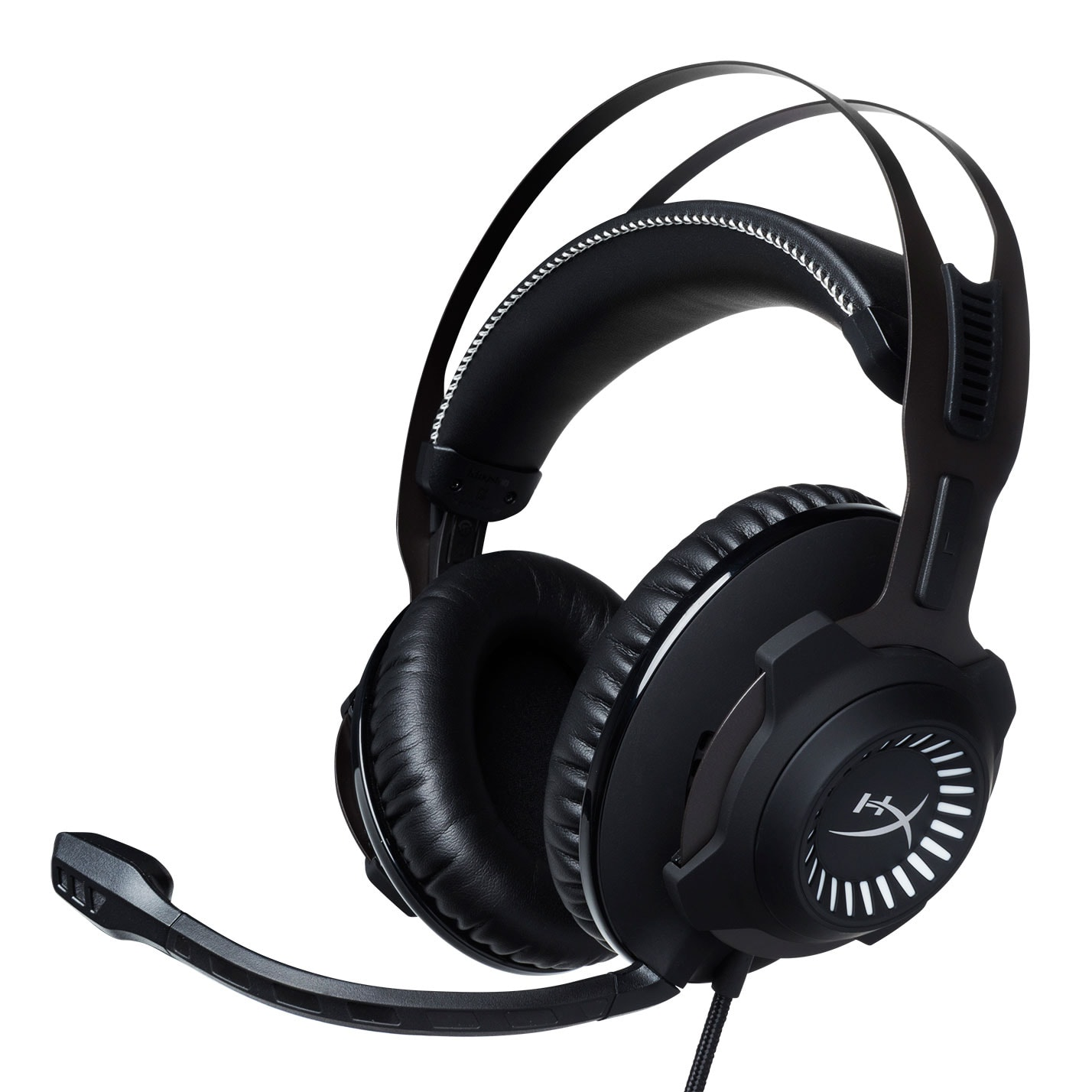 HyperX Cloud Revolver S Gaming Headset (Gun Metal) 7.1 Surround - Micro-casque - 0