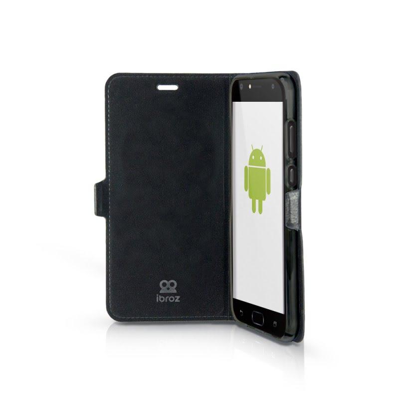 Etui et Coque Folio ZenFone Live Ibroz - Accessoire téléphonie Asus - 1