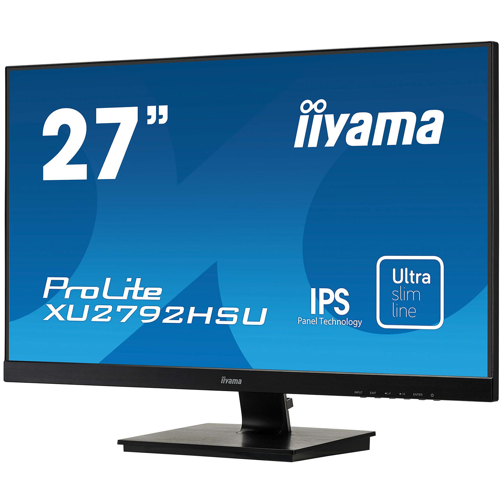 "Iiyama 27""  XU2792HSU-B1 - Ecran PC Iiyama - Cybertek.fr - 3"