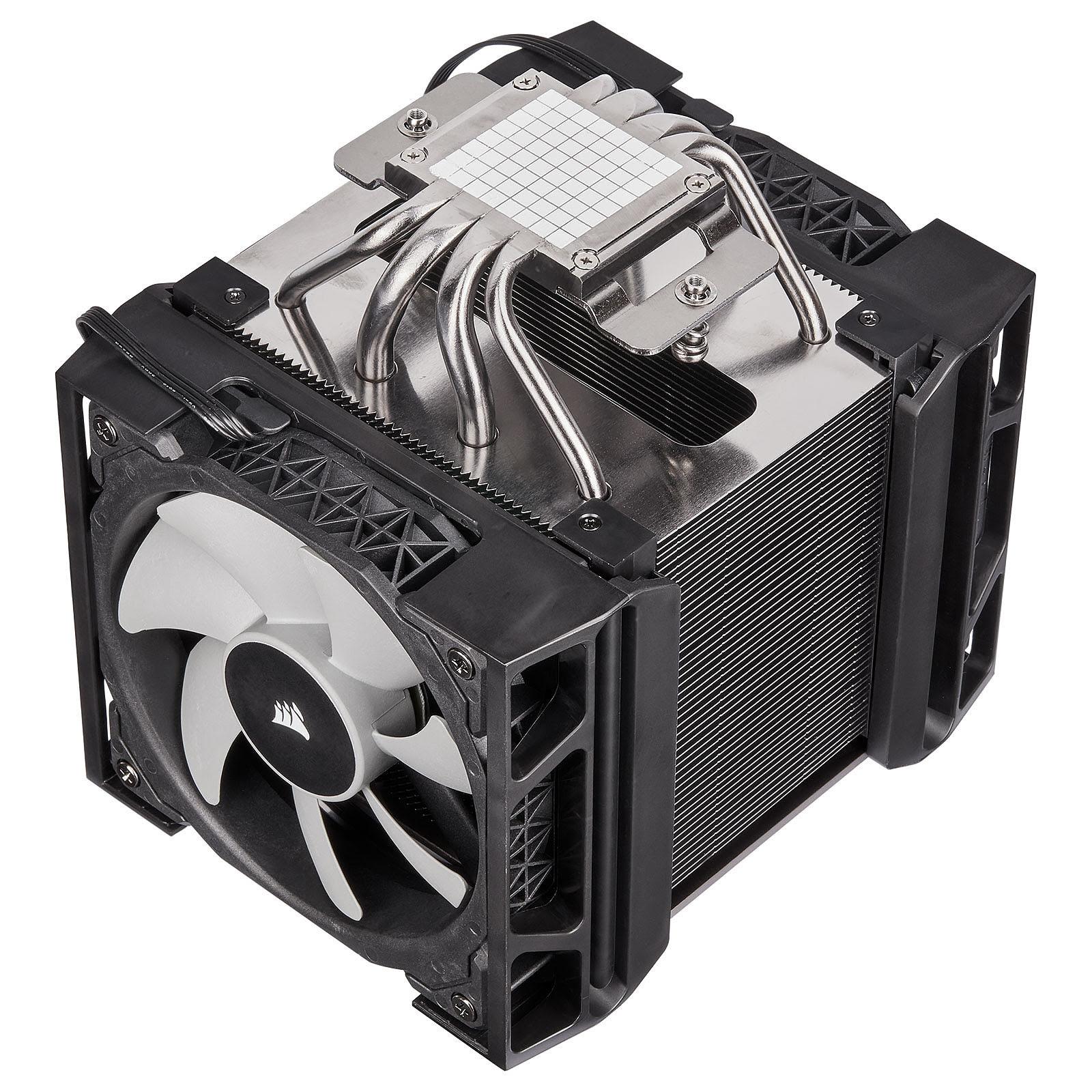 Corsair A500 Air Cooler - Ventilateur CPU Corsair - Cybertek.fr - 3
