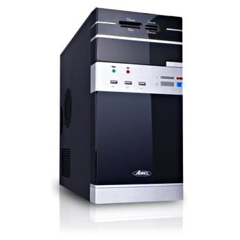 Advance MiniBox 6911CR - Boîtier PC avec Alim - 0