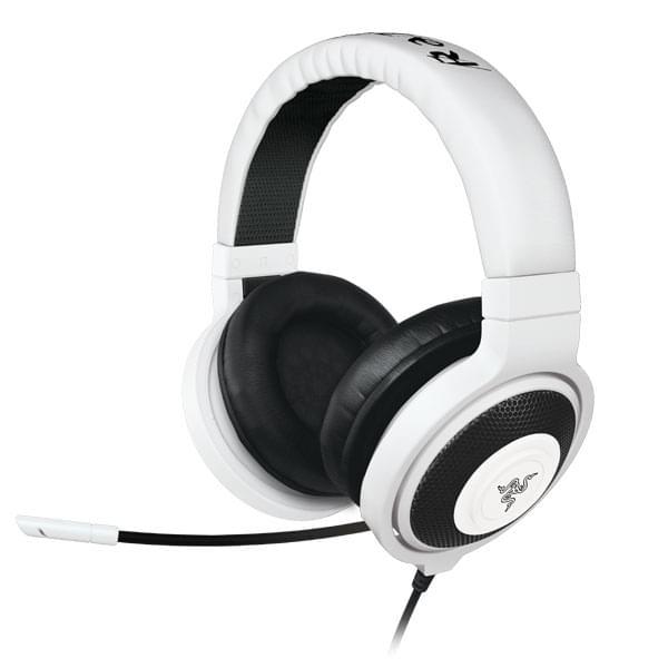 Razer Kraken Pro White (RZ04-00870500-R3M1) - Achat / Vente Micro-casque sur Cybertek.fr - 0