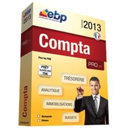 EBP Compta PRO v17 C++  (1006P170FAA) - Achat / Vente Logiciel Application sur Cybertek.fr - 0