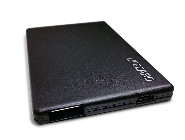 Antec PowerBank LifeCard 2000 mAh (0-761345-011532) - Achat / Vente Accessoire Téléphonie sur Cybertek.fr - 0
