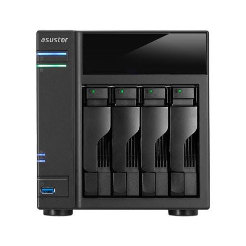 Asustor AS6104T - 4 HDD - Serveur NAS Asustor - Cybertek.fr - 3