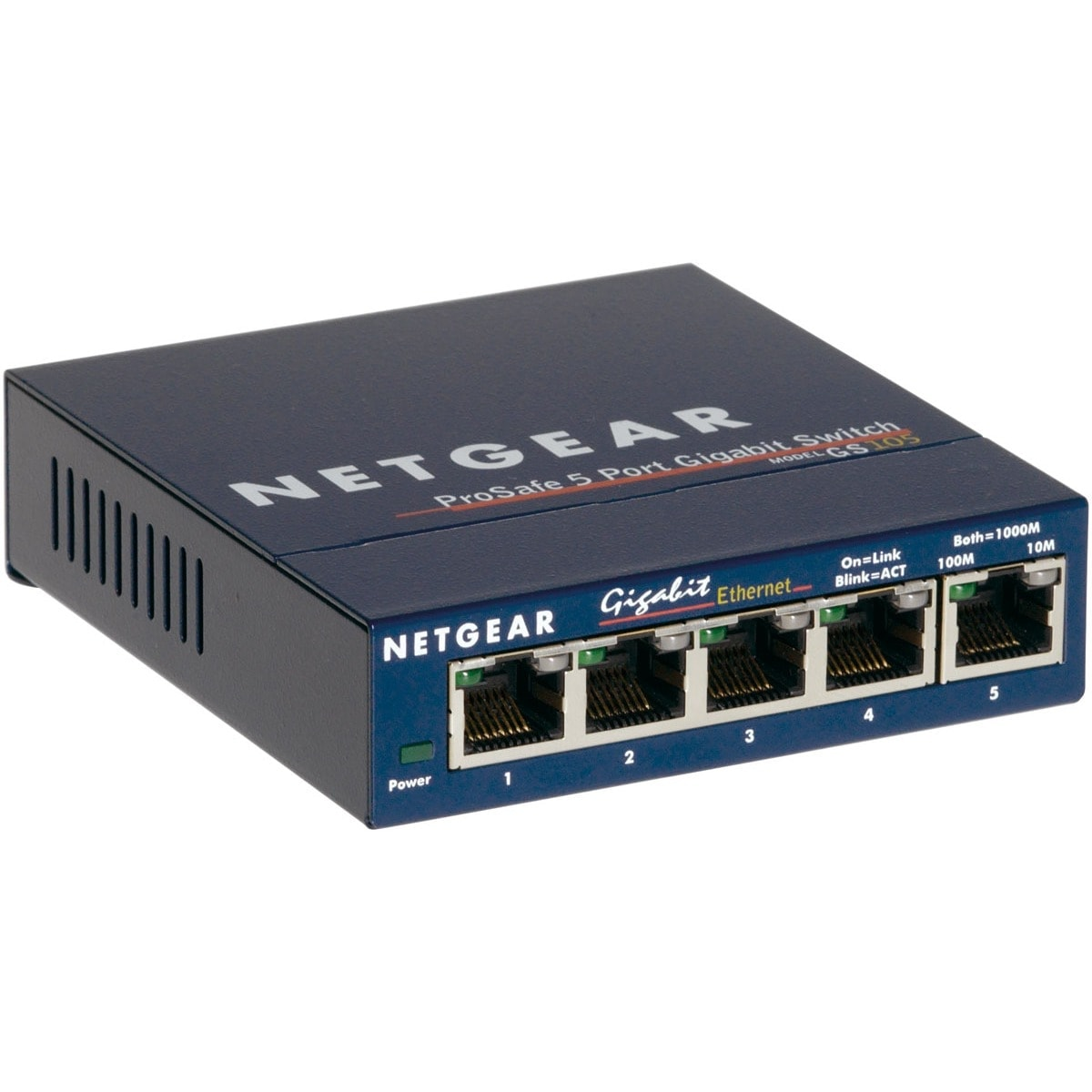 Switch Netgear GS105GE   - 0