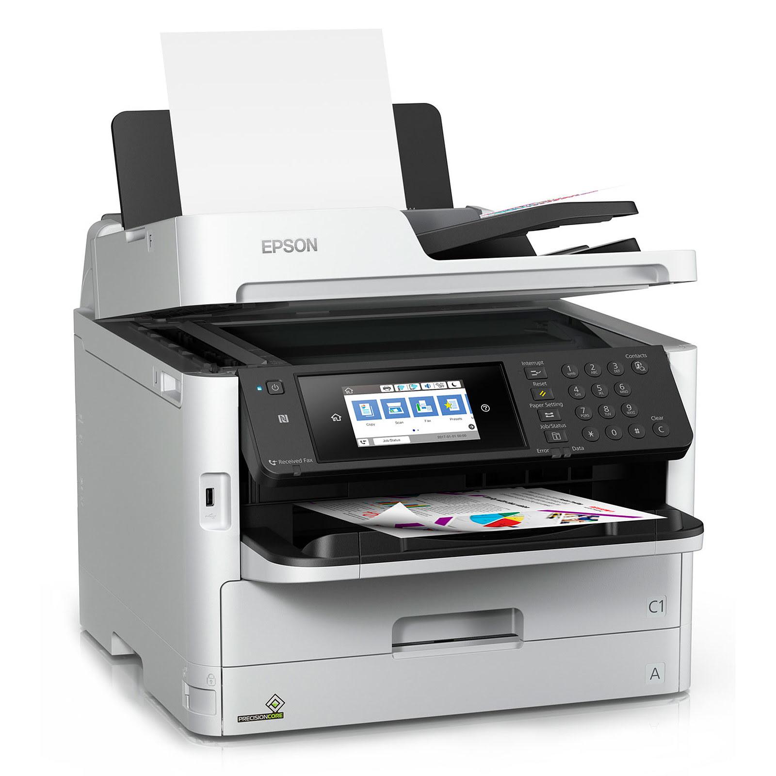 Imprimante multifonction Epson WorkForce Pro WF-C5790DWF - 4