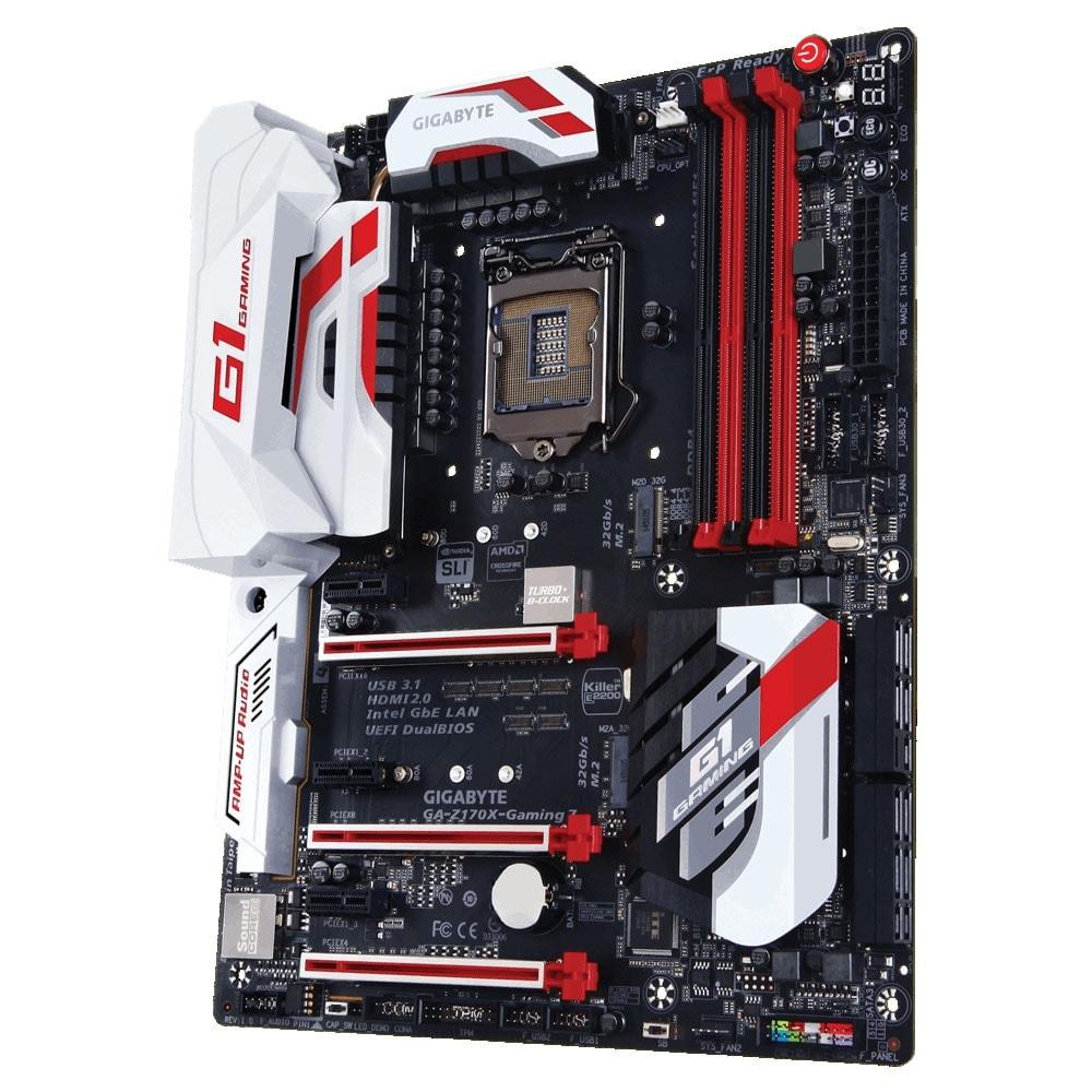 Carte mère Gamer Gigabyte GA-Z170X-Gaming 7-EU - 2