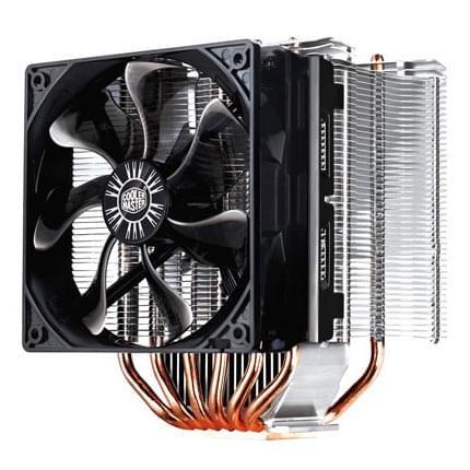 Cooler Master Hyper 612S RR-H612-13FK-R1 (RR-H612-13FK-R1) - Achat / Vente Ventilateur CPU sur Cybertek.fr - 0
