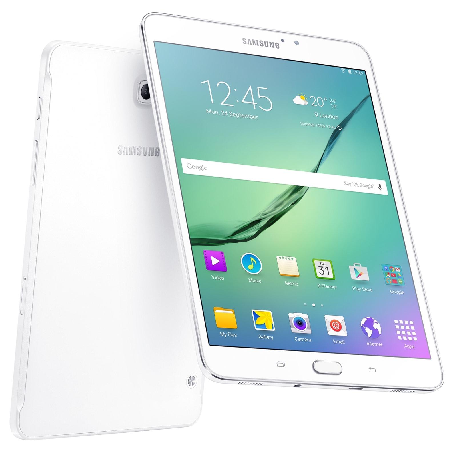 Samsung Galaxy TAB S2 T713NZW Blanc - Tablette tactile Samsung - 0