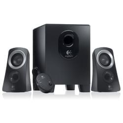 image produit Logitech Speaker System Z313 2HP+Caisson Cybertek