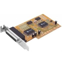 No Name PCI 2 ports series + 1 //  Low Profile (921974) - Achat / Vente Carte Controleur sur Cybertek.fr - 0