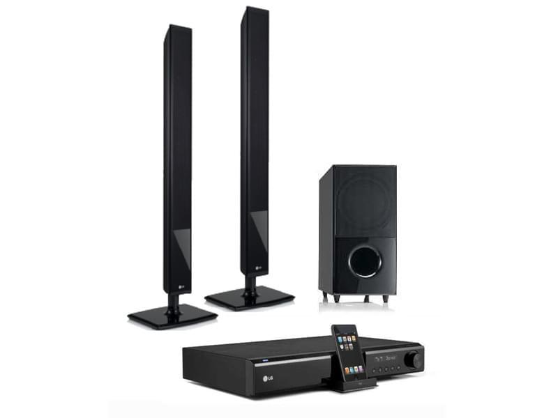 LG Home Cinema 2.1 Blu-Ray HB905DA - Achat / Vente HiFi & Home Cinema sur Cybertek.fr - 0