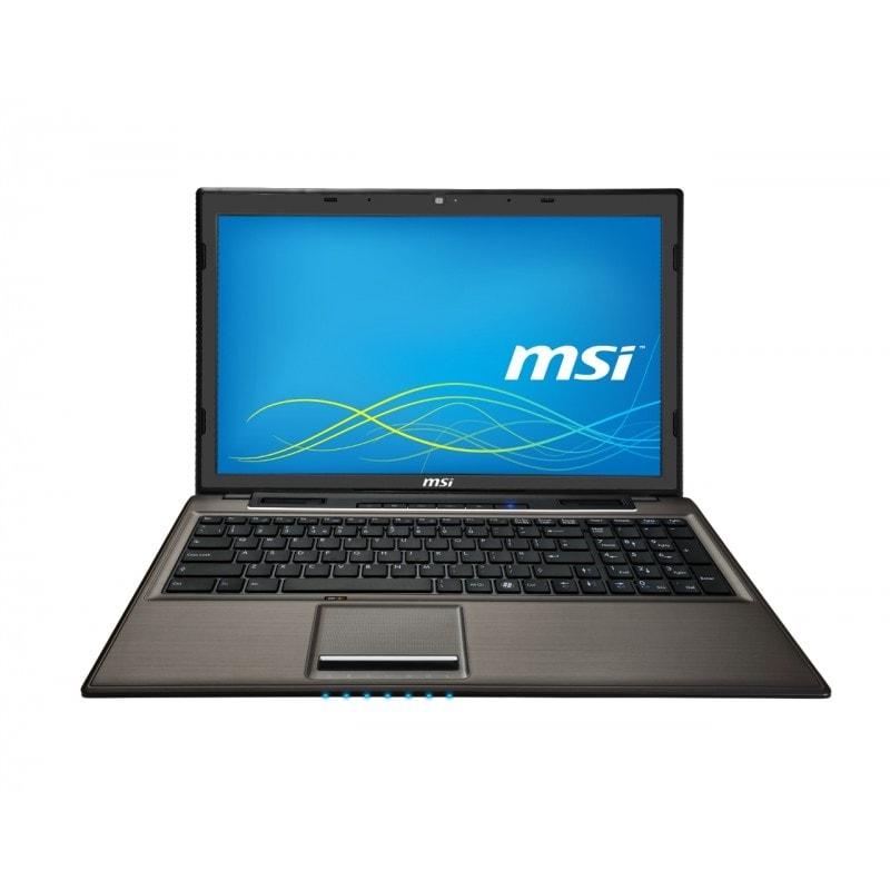 MSI CR61 2M-2000XFR (9S7-16GD51-2000) - Achat / Vente PC portable sur Cybertek.fr - 0