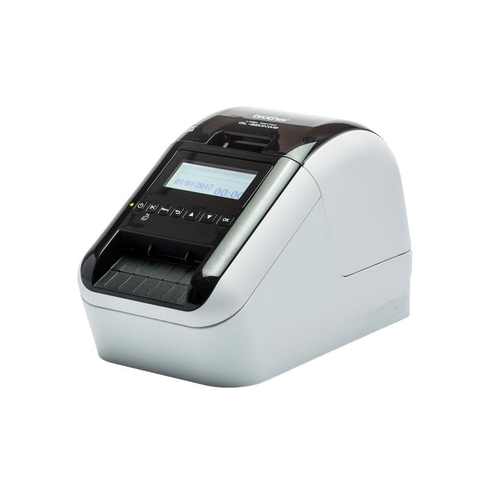 Imprimante Brother QL-820NWB - Cybertek.fr - 1