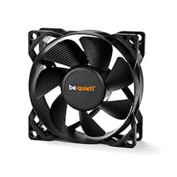 Be Quiet! Ventilateur Case Fan Pure Wings 2 PWM 80mm BL037 Cybertek