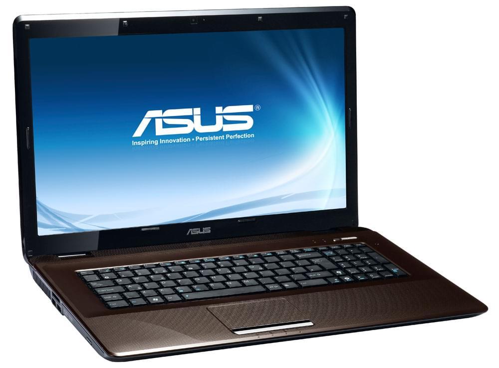 Asus K72F-TY313V (K72F-TY313V) - Achat / Vente PC portable sur Cybertek.fr - 0
