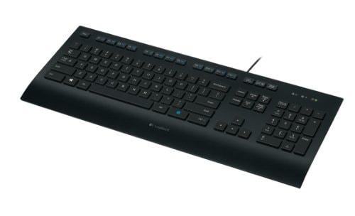 Logitech Corded K280e - Clavier PC Logitech - Cybertek.fr - 3