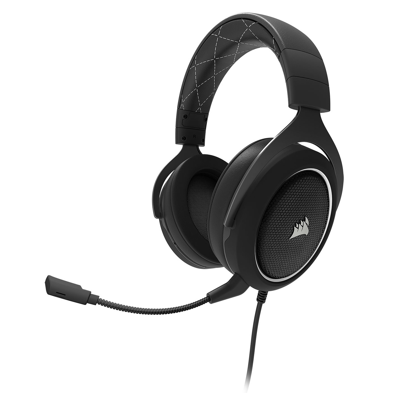 Corsair HS60 Surround White 7.1 Surround Noir - Micro-casque - 3