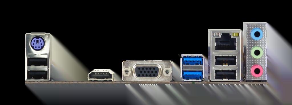 Biostar A320MH Micro-ATX DDR4 - Carte mère Biostar - Cybertek.fr - 1