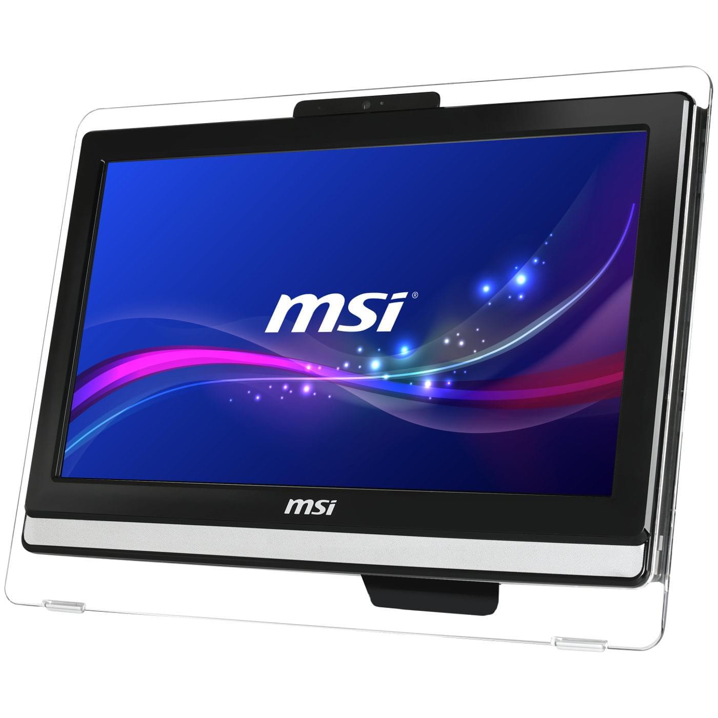 MSI AE202-034EU Noir (9S6-AA8711-035) - Achat / Vente All-In-One PC sur Cybertek.fr - 0