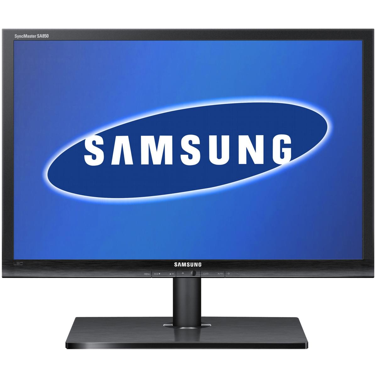 Samsung S27A850D (LS27A850DS/EN) - Achat / Vente Ecran PC sur Cybertek.fr - 0