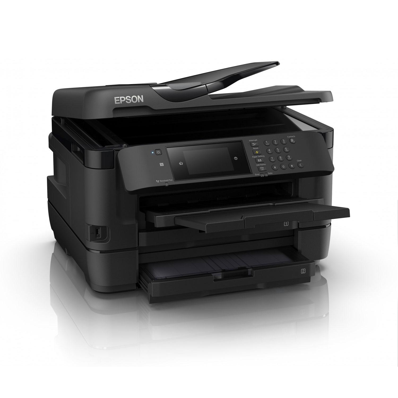 Imprimante multifonction Epson WorkForce WF-7720DTWF - A3 - 3