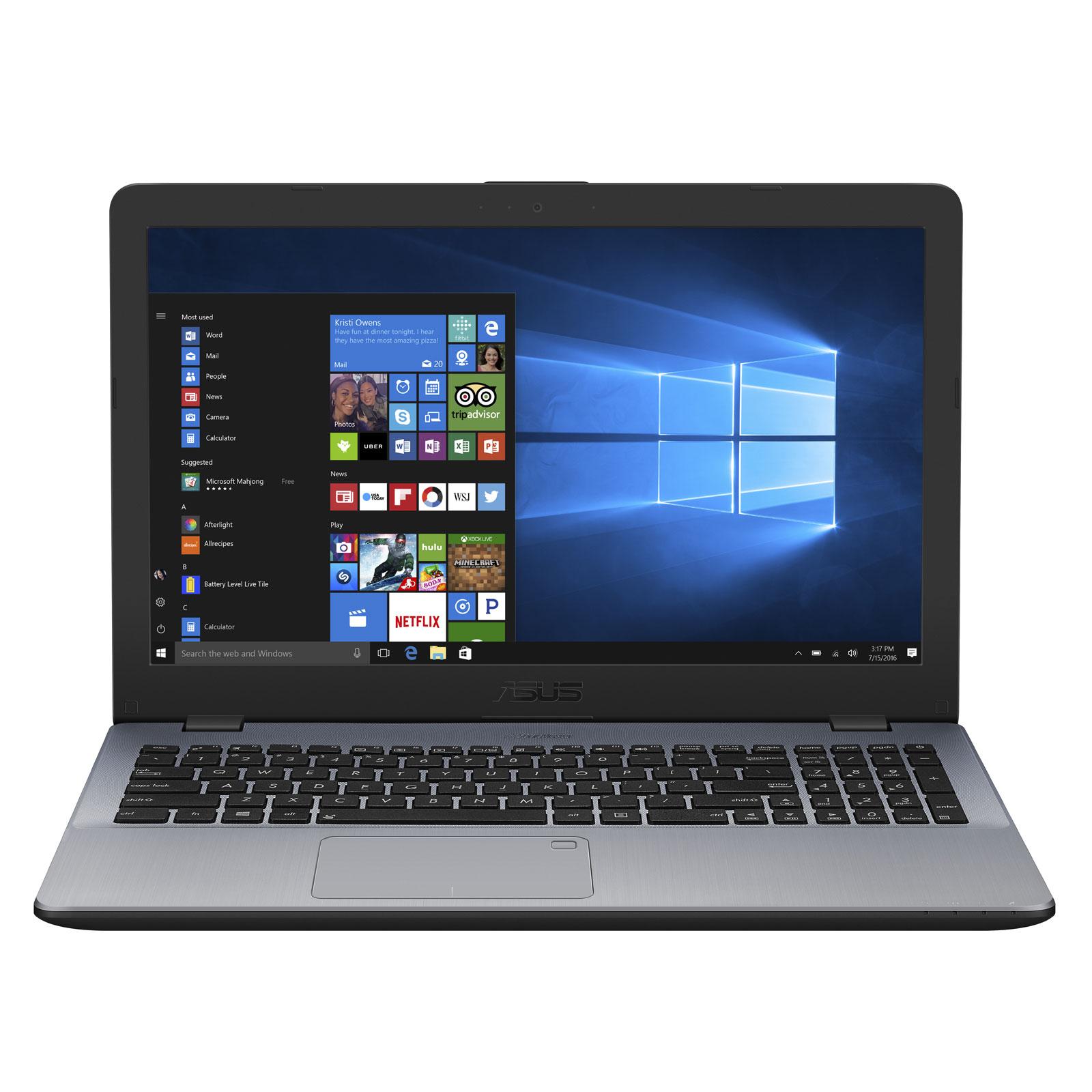 Asus P1501UA-DM914R (90NB0F22-M12650) - Achat / Vente PC portable sur Cybertek.fr - 0