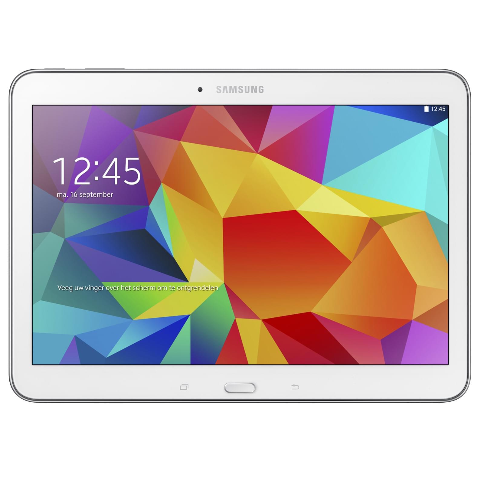 Samsung Galaxy Tab 4 T530NZW (SM-T530NZWAXEF) - Achat / Vente Tablette Tactile sur Cybertek.fr - 0