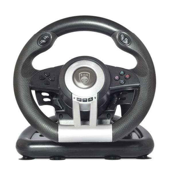 Spirit Of Gamer Race Wheel Pro - Périphérique de jeu - Cybertek.fr - 1
