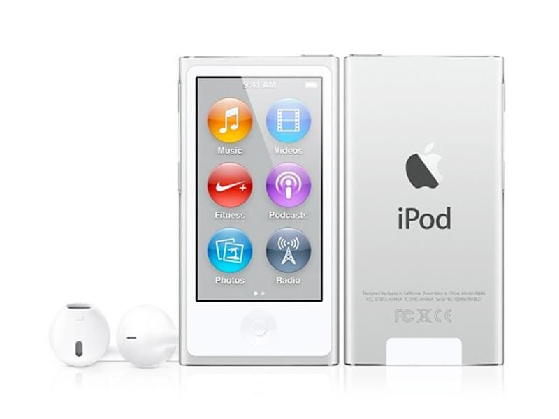 Apple iPod nano 16 Go Argent (MD480ZD/A) - Achat / Vente Serveur NAS sur Cybertek.fr - 0
