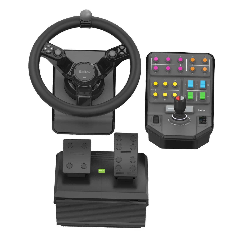 Logitech Saitek Farming Simulator Controller - Périphérique de jeu - 2