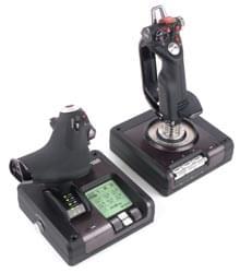 MAD CATZ Périphérique de Jeu Joystick/Throttle X52 PRO Flight Control Cybertek