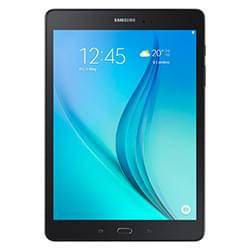 Samsung Tablette Tactile Galaxy Tab A T550NZK - Noir/16Go/9.7