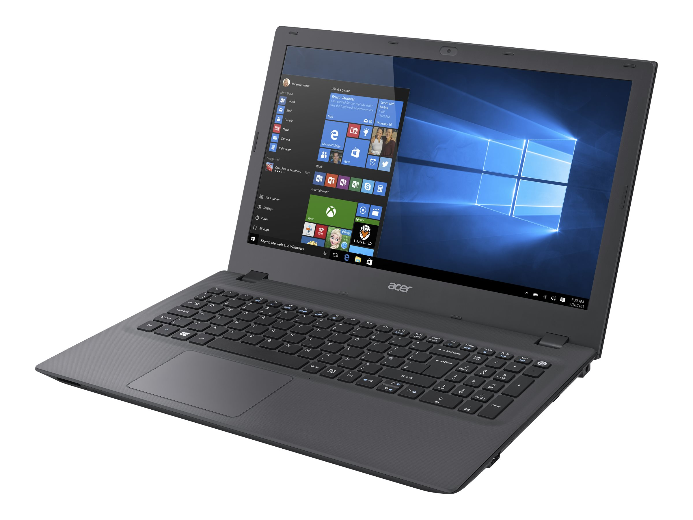 Acer E5-574TG-5576 (NX.G7YEF.002) - Achat / Vente PC Portable sur Cybertek.fr - 0