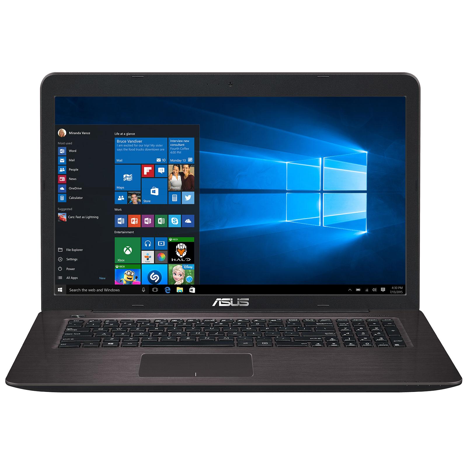 Asus P2740UV-T4328R - PC portable Asus - Cybertek.fr - 1