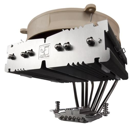 Noctua NH-C14 (NH-C14 soldé) - Achat / Vente Ventilateur sur Cybertek.fr - 0