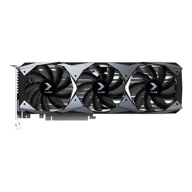 PNY GeForce RTX 2080Ti XLR8 OC TRIPLE FAN (VCG2080T11TFMPB-O **) - Achat / Vente Carte graphique sur Cybertek.fr - 0