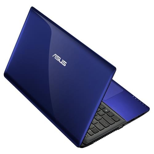 """Asus K55VD-SX226H Blue-i3-3110/4Go/750Go/GT610/15.6""""/W8 (K55VD-SX226H obso) - Achat / Vente PC portable sur Cybertek.fr - 0"""