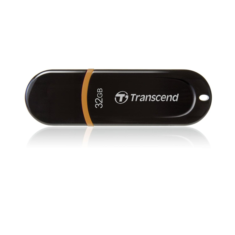 Transcend Clé 32Go USB 2.0 JetFlash 300 TS32GJF300  (TS32GJF300) - Achat / Vente Clé USB sur Cybertek.fr - 0