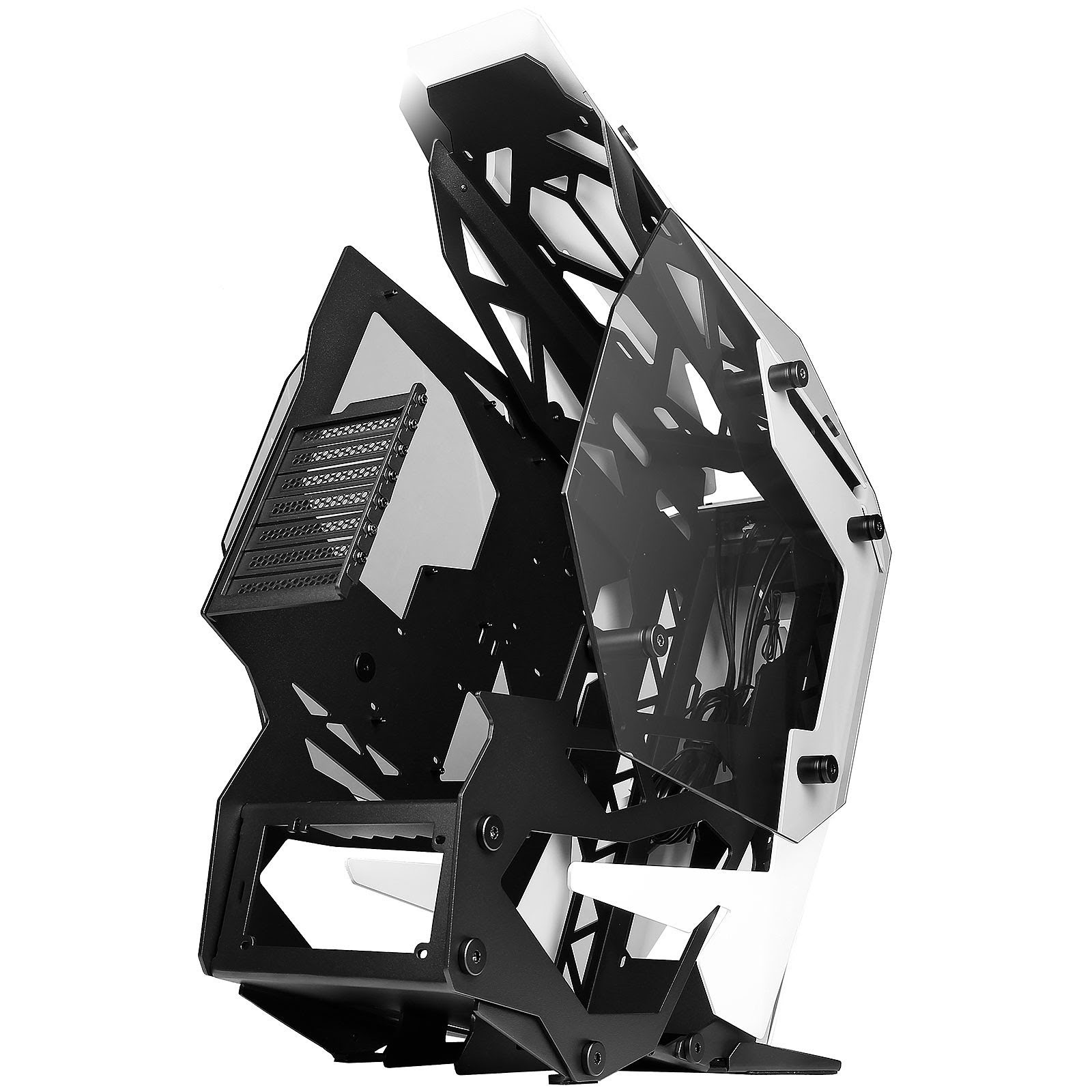 Antec TORQUE Black/White Blanc - Boîtier PC Antec - Cybertek.fr - 2